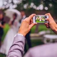 iWedding Photography - A great alternative or addition to professional photography